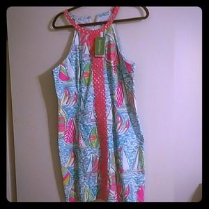 Lilly Pulitzer size 14 NWT Sasha Shift Dress